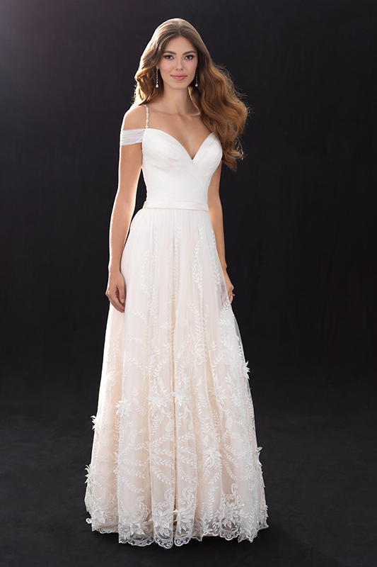 MJ416 Madison James Modern Bridal Gown