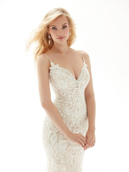MJ420 Madison James Modern Wedding Dress