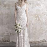 MJ455 Madison James Vintage Inspired Wedding Dress