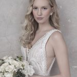 MJ469 Madison James Sheath Wedding Dress