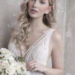 MJ469 Madison James Vintage Sheath Wedding Dress