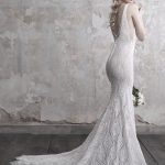 MJ469 Madison James Vintage Inspired Wedding Dress