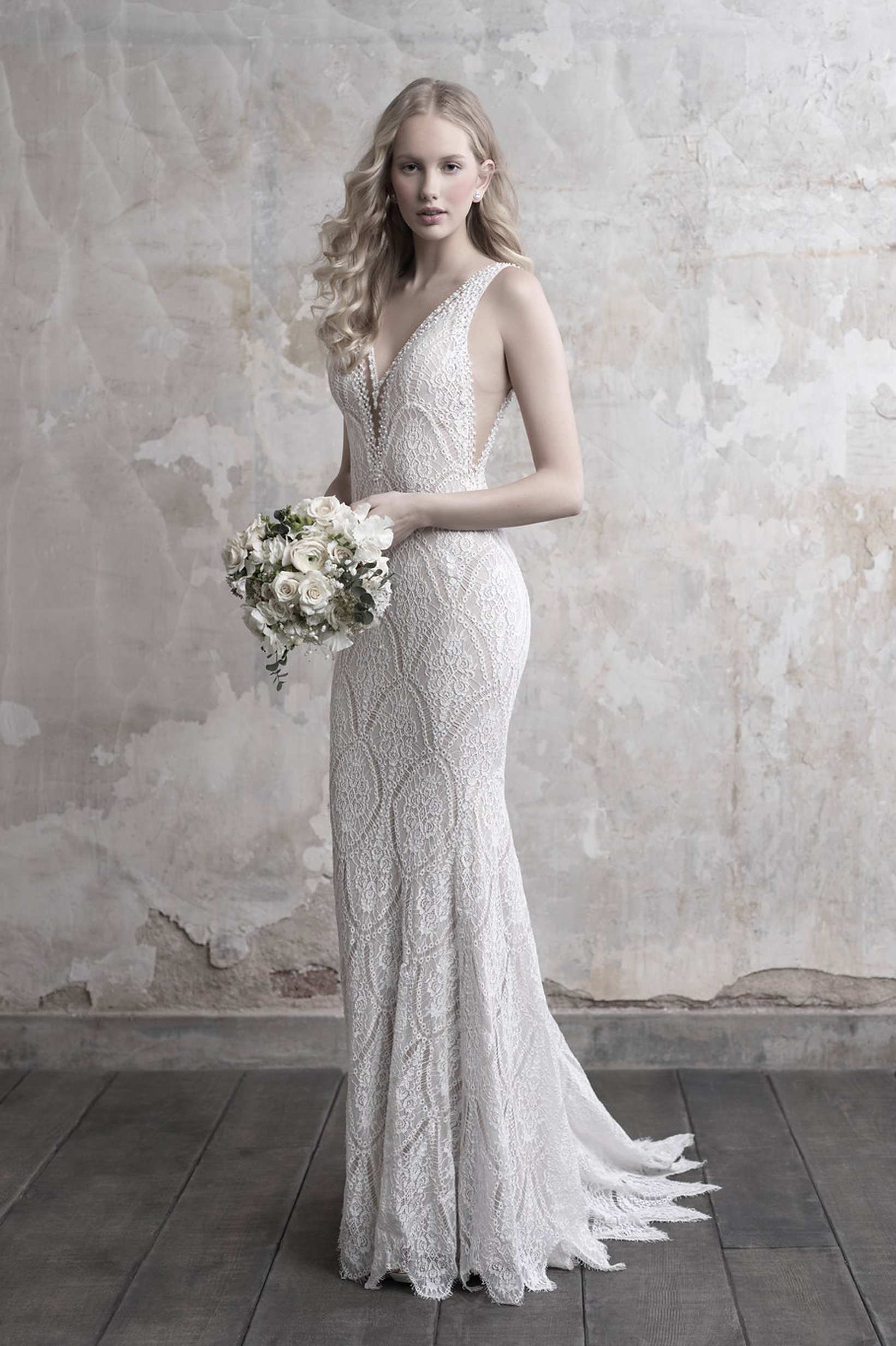 MJ469 Madison James Wedding Dress