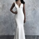 MJ504 Madison James Vintage Inspired Wedding Dress
