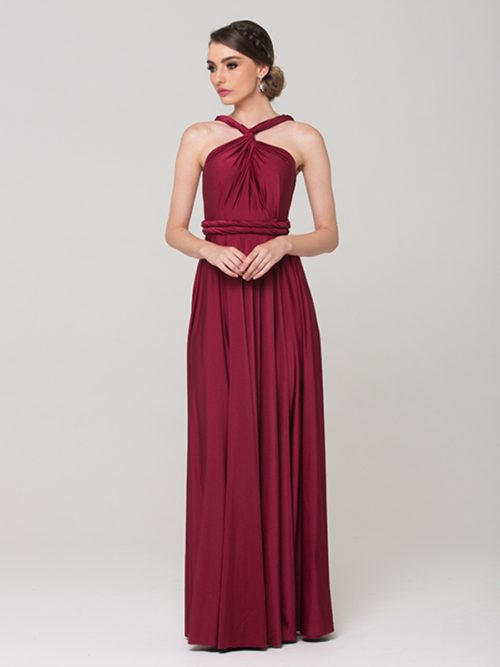 Tania Olsen PO31 Bridesmaid Multi Way Wrap Dress