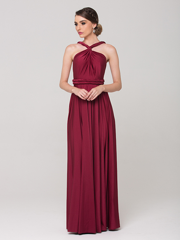 Tania Olsen PO31 Bridesmaid Multi Way Wrap Dress