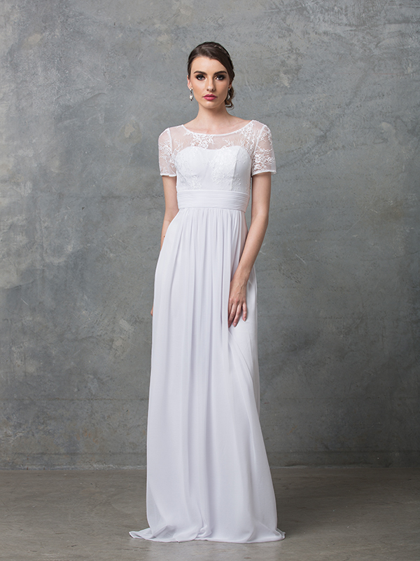 Tania Olsen PO34 Vintage Theme Bridesmaid Dress