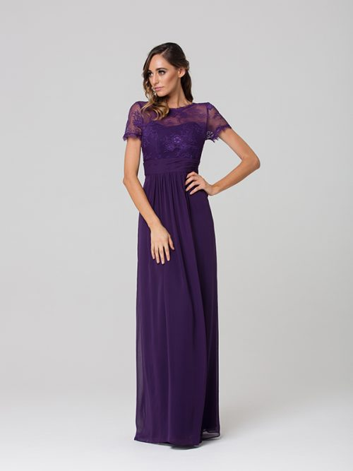 Tania Olsen PO34 Romantic Bridesmaid Dress