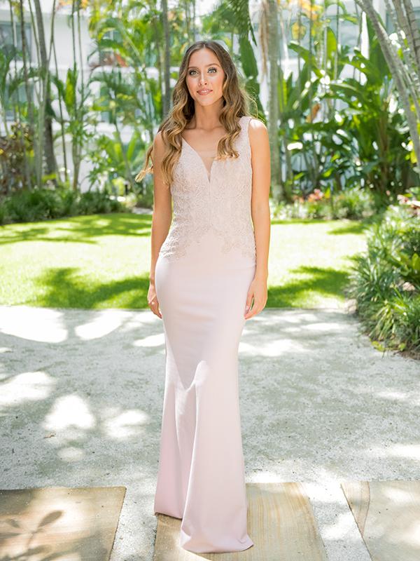 Tania Olsen PO72 Designer Bridesmaid Gown