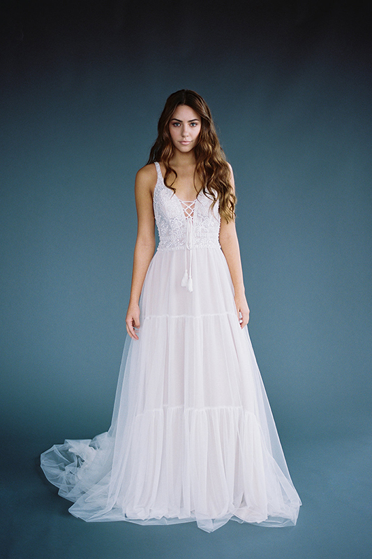 F119 Eloise Wilderly Bride Designer Wedding Dress