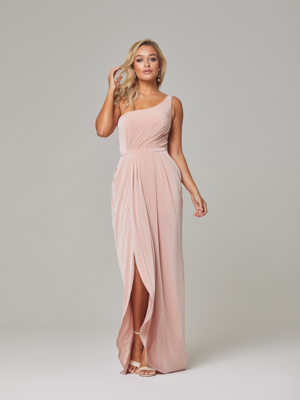 Tania Olsen TO800 Modern Bridesmaid Gown