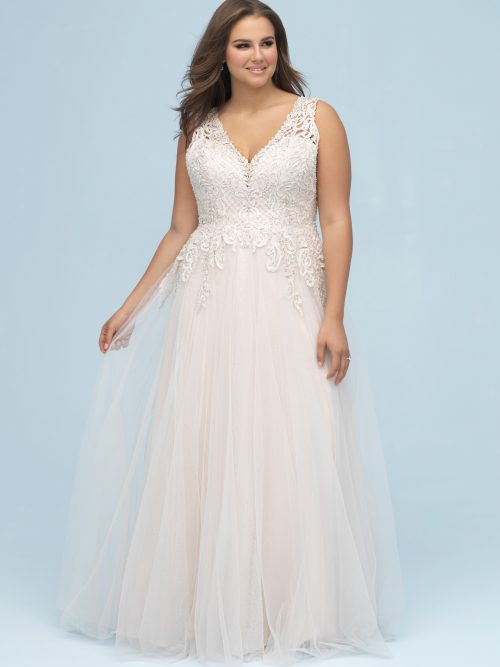 W440 Allure Women Classic Bridal Gown