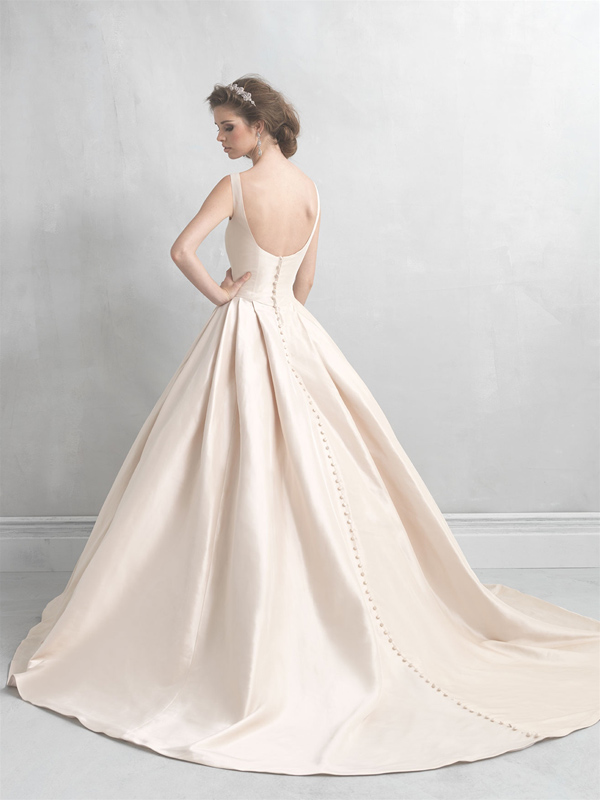 MJ05 Madison James Elegant Bridal Gown