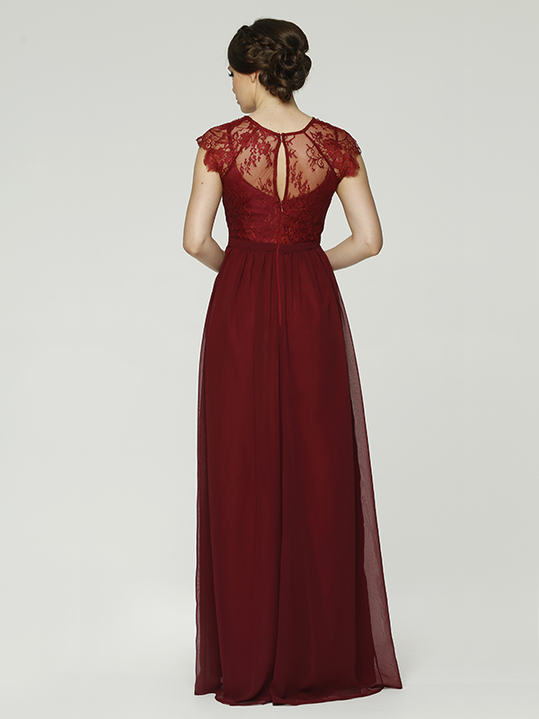 TO37 Tania Olsen Romantic Bridesmaid Dress