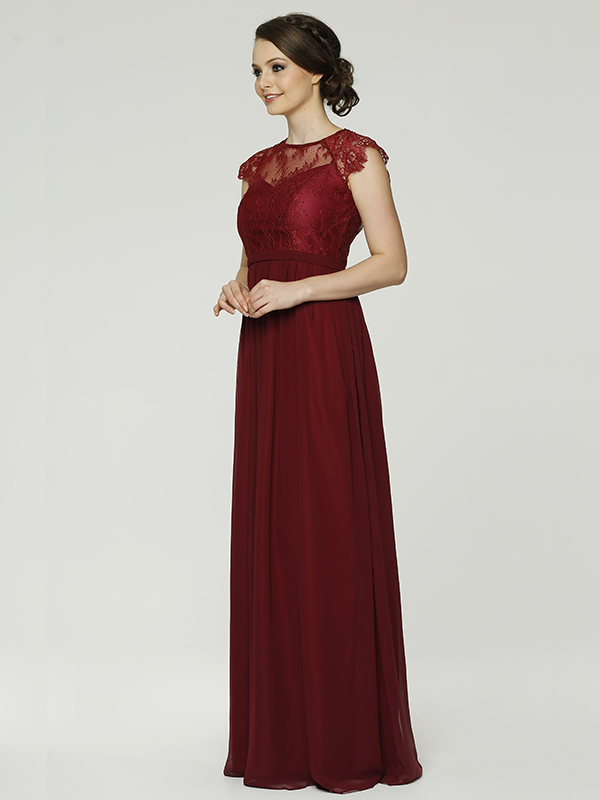 TO37 Tania Olsen Elegant Bridesmaid Dress