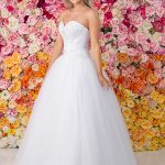 G222 Allure Debutante Gown