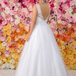 G238 Allure Princess Line Debutante Gown