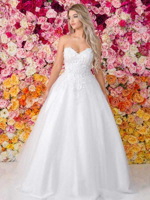 G247 Allure Debutante Gown