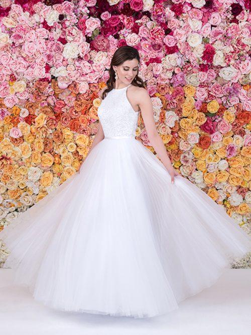 G260 Allure Debutante Gown